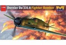 HK Models 01E08 Dornier Do 335 A Fighter Bomber The Pfeil Series