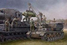 Trumpeter 00363 German Pz.Kpfw IV Ausf F Fahrgestell (1:35)
