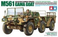 Tamiya 35330 U.S. 6X6 CARGO TRUCK M561 GAMA GOAT (1:35)