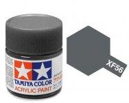 Tamiya 81356 Acryl XF-56 Metallic Grey 23ml