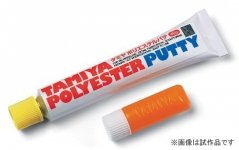 Tamiya 87097 Polyester Putty 40g