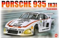 NuNu PN24006 Porsche 935 [K3] '79 LM Winner 1/24