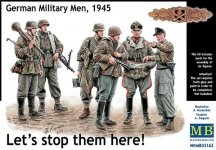 Master Box 35162 Lets stop them here German Military Men 1945 (1:35)
