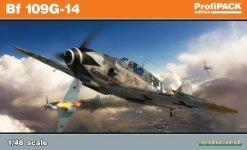Eduard 82118 Bf 109G-14 1/48