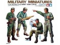 Tamiya 35004 U.S.ARMY TANK CREW (1:35)