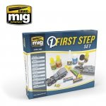 Ammo of Mig 7800 FIRST STEPS SET