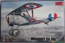 Roden 611 Nieuport 24bis (1:32)