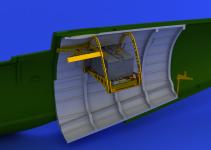 Eduard 648120 Spitfire - radio compartment 1/48 (Eduard)