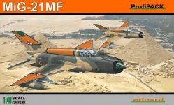 Eduard 8231 MiG-21MF (1:48)