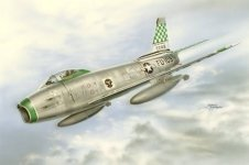 Special Hobby 72120 F-86H Sabre Hog (1:72)