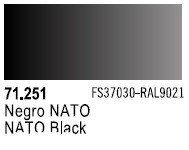 Vallejo 71251 NATO Black