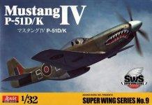 Zoukei-Mura SWS3209 P-51D/K Mustang IV 1/32