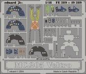 Eduard FE289 MC 205 Veltro 1/48 Hasegawa