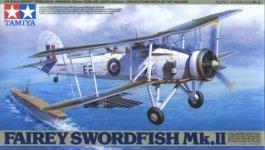 Tamiya 61099 Fairey Swordfish Mk.II (1:48)