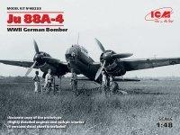 ICM 48233 Ju 88A-4  WWII German Bomber