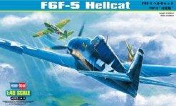 Hobby Boss 80339 F6F-5 Hellcat (1:48)