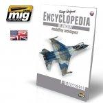 AMMO of Mig Jimenez 6055 ENCYCLOPEDIA OF AIRCRAFT MODELLING TECHNIQUES VOL.6: F-16 AGGRESSOR (English)
