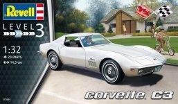 Revell 07684 Corvette C3 (1:32)