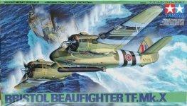 Tamiya 61067 Bristol Beaufighter TF.Mk.X (1:48)