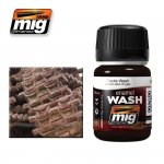 AMMO of Mig Jimenez 1002 TRACKS WASH 35ml