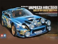 Tamiya 24250 Subaru Impreza WRC 2001 Rally of Great Britain (1:24)