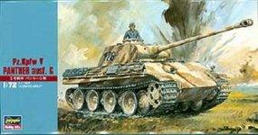 Hasegawa MT09 German Panther Ausf G (1:72)