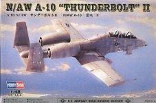 Hobby Boss 80324 N/AW A-10A THUNDERBOLT II (1:48)