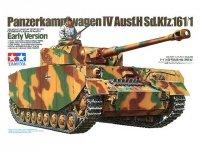 Tamiya 35209 German Pz.Kpfw.IV Ausf.H Early Version (1:35)