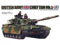 Tamiya 35068 British Chieftain Mk.V Tank (1:35)
