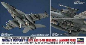 Hasegawa X72-13 US Aircraft weapons VIII (1:72)