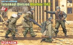 Dragon 6385 Totenkopf Division Kharkow 1943 (1:35)