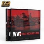 AK Interactive AK 273 WWI The First Mechanized War