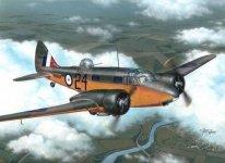 Special Hobby 48122 Airspeed Oxford Mk.I/II RAF Service (1:48)