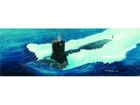 Trumpeter 05904 USS SSN-21 Sea wolf Attack Submarine 1/144