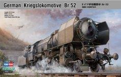 Hobby Boss 82901 German Kriegslokomotive BR-52 (1:72)