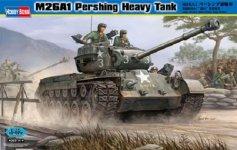 Hobby Boss 82425 M26A1 Pershing Heavy Tank (1:35)