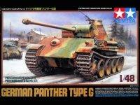 Tamiya 32520 German Panther G (1:48)