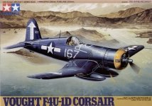 Tamiya 61061 Vought F4U-1D Corsair (1:48)