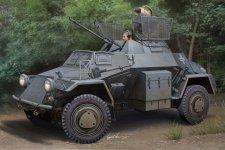 Hobby Boss 83815 German Sd.Kfz.222 Leichter Panzerspahwagen (1st Series) (1:35)