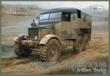 IBG 35030 Scammell Pioneer R100 Artillery tractor (1:35)
