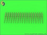 Master AM-48-112  Odgromniki elektrostatyczne - używane na samolotach F-16 (16 szt.+ 2 dodatkowe)
