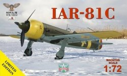 Sova 72012 IAR IAR-81C 1/72