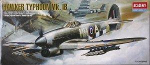 Academy 12462 Hawker Typhoon Mk. I B 1/72
