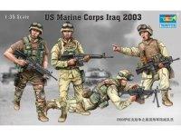 Trumpeter 00407 US Marine Corps Iraq 2003 (1:35)