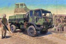 Trumpeter 01004 M1078 Light Medium Tactical Vehicle (LMTV) Standard Cargo Tru (1:35)