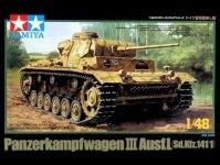 Tamiya 32524 Panzerkampfwagen III Ausf.L (1:48)