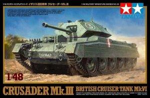 Tamiya 32555 Crusader Mk.III (1:48)