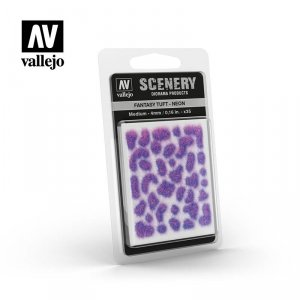Vallejo SC430 Fantasy Tuft – Neon