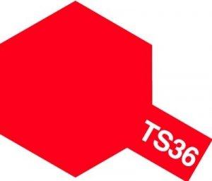 Tamiya TS36 Fluorescent Red (85036)