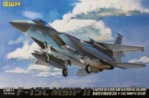 Great Wall Hobby L4817 F-15C MSIP II 1/48